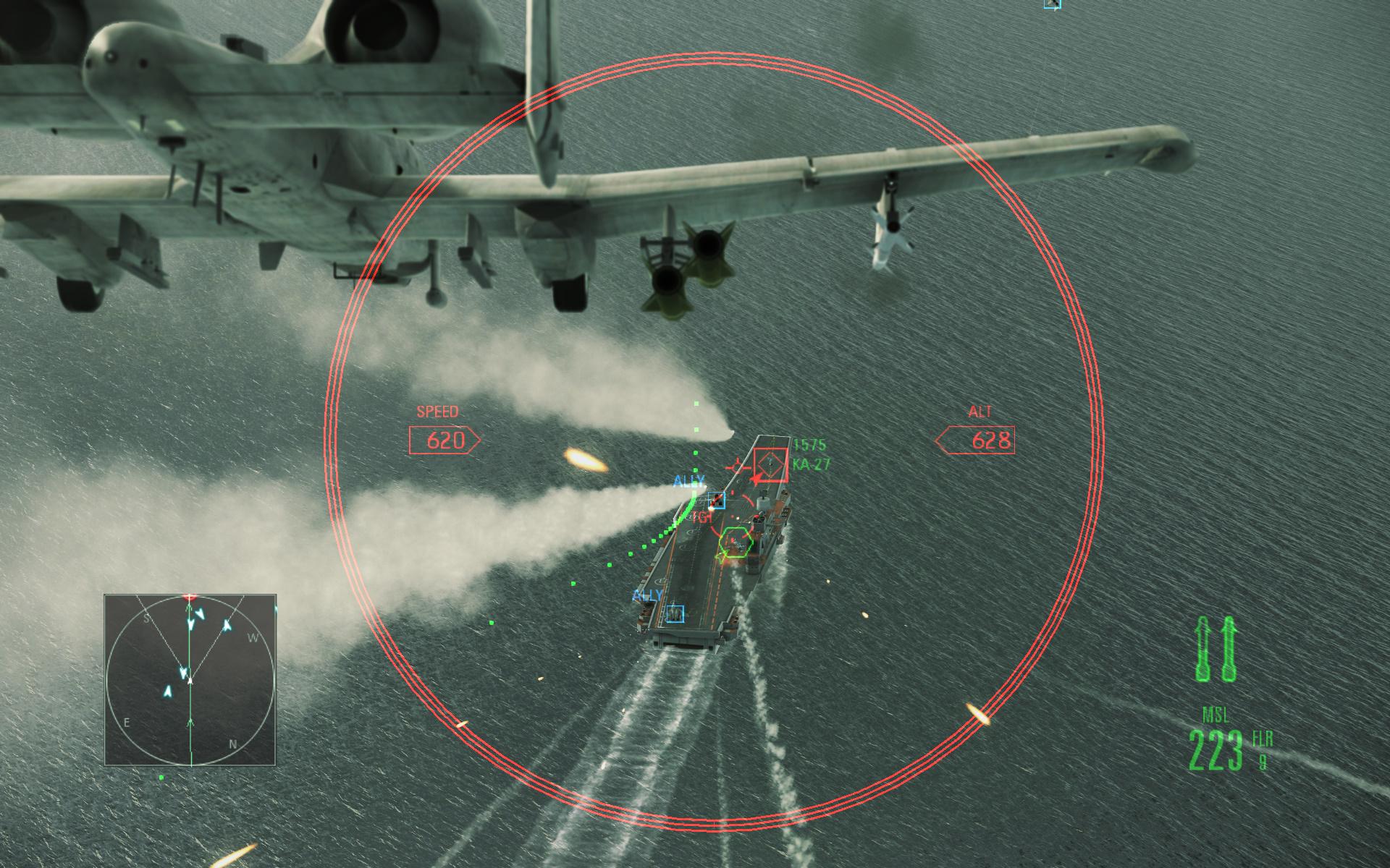 SGGAMINGINFO » Ace Combat: Assault Horizon gets more PC