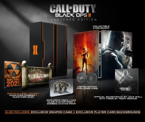 Call of Duty Black Ops II hardened edition