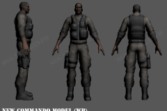 new-commando-model