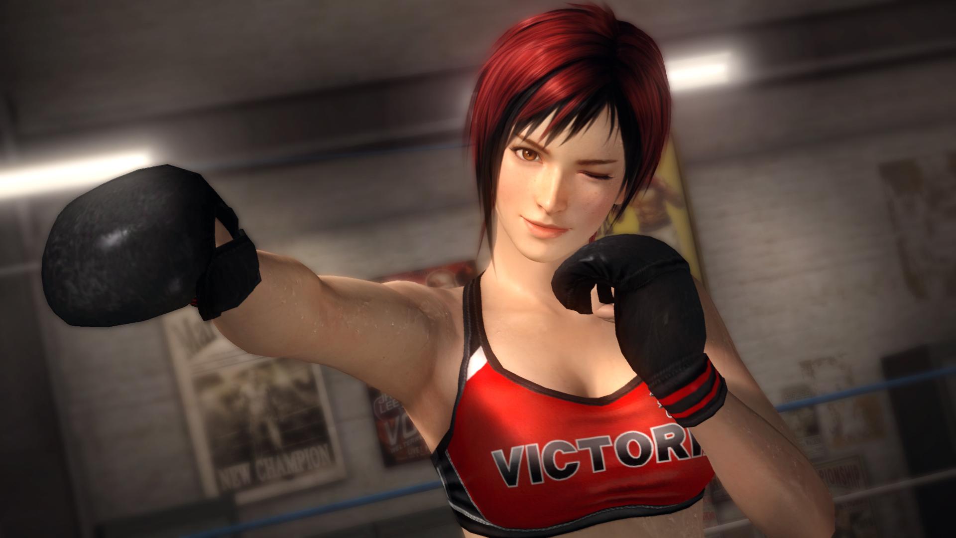 Mila vs Zack in Gym 3