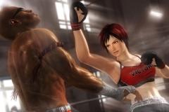 Mila vs Zack in Gym 2