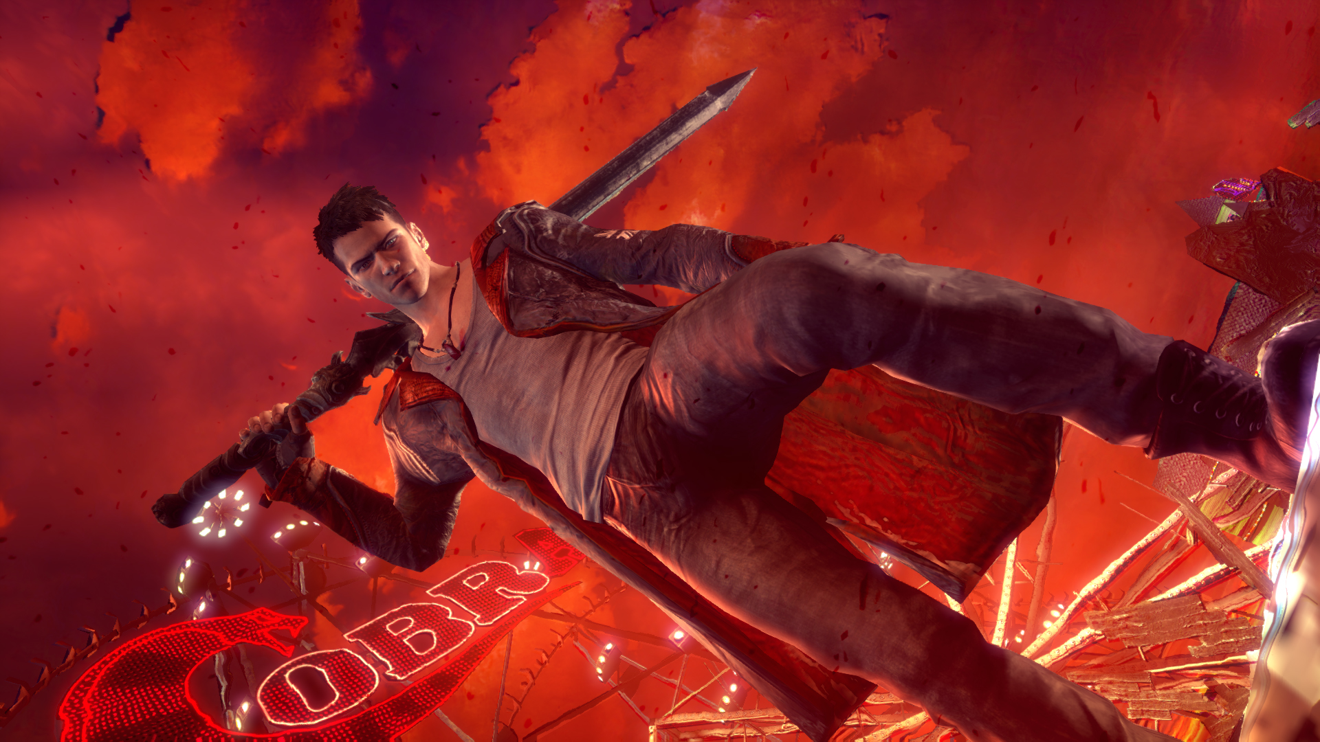 Sggaminginfo dmc arriving on pc on january 25 dmcdevilmaycrypc 5 voltagebd Image collections