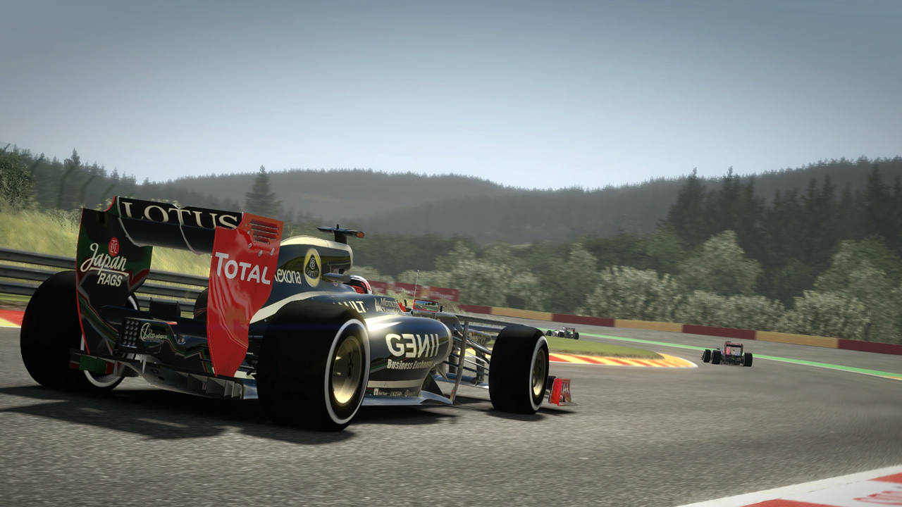 With the racenet feature set to play such a prominent part in their games, its quite surprising that codemasters
