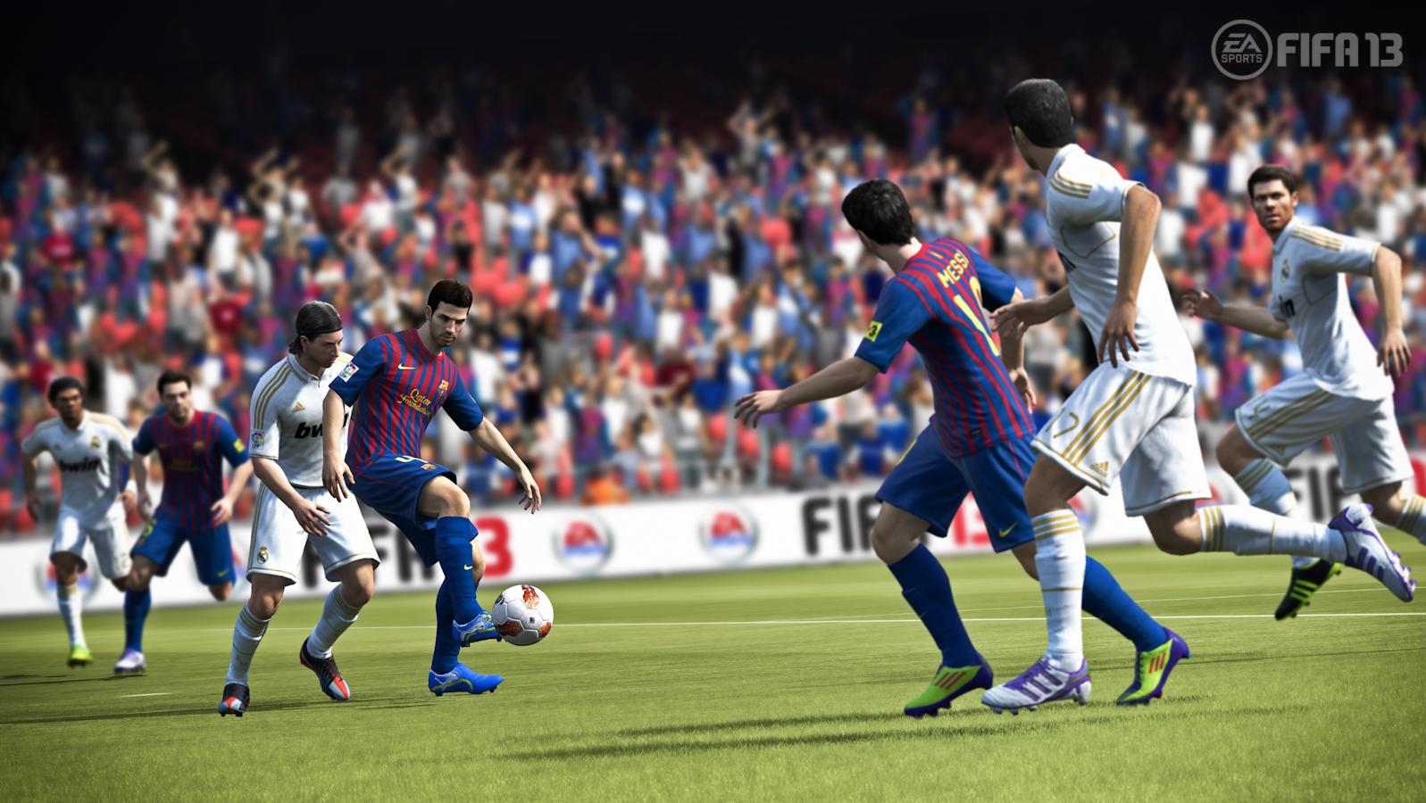 Comment jouer en ligne a FIFA 14 - YouTube