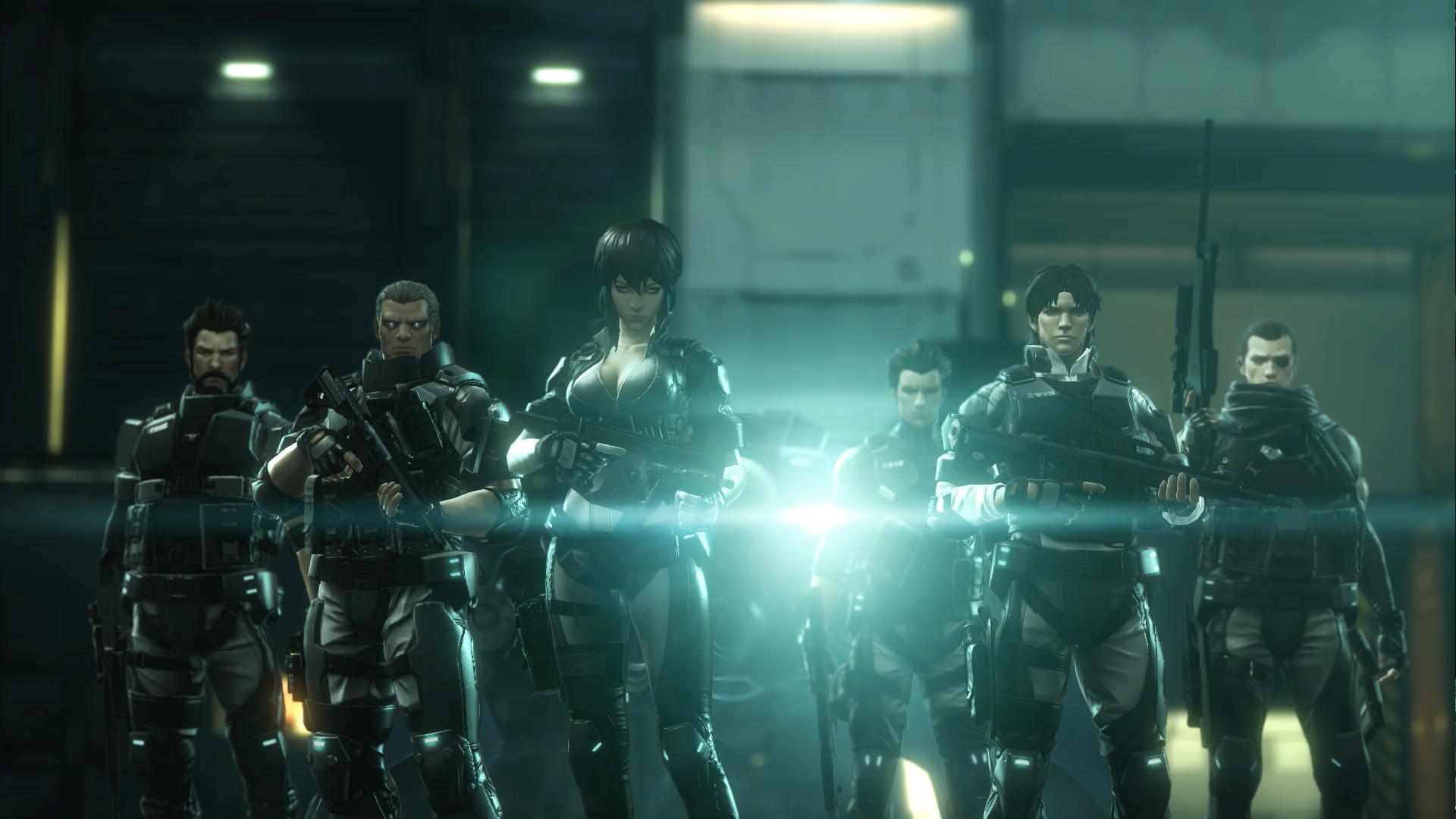 Ghost in the Shell First Assault Screens (4)