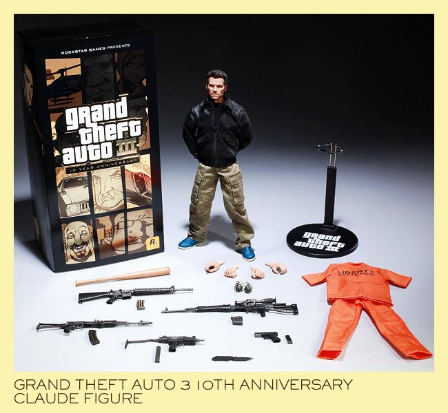 SGGAMINGINFO » GTA III 10 Anniversary Edition Coming To