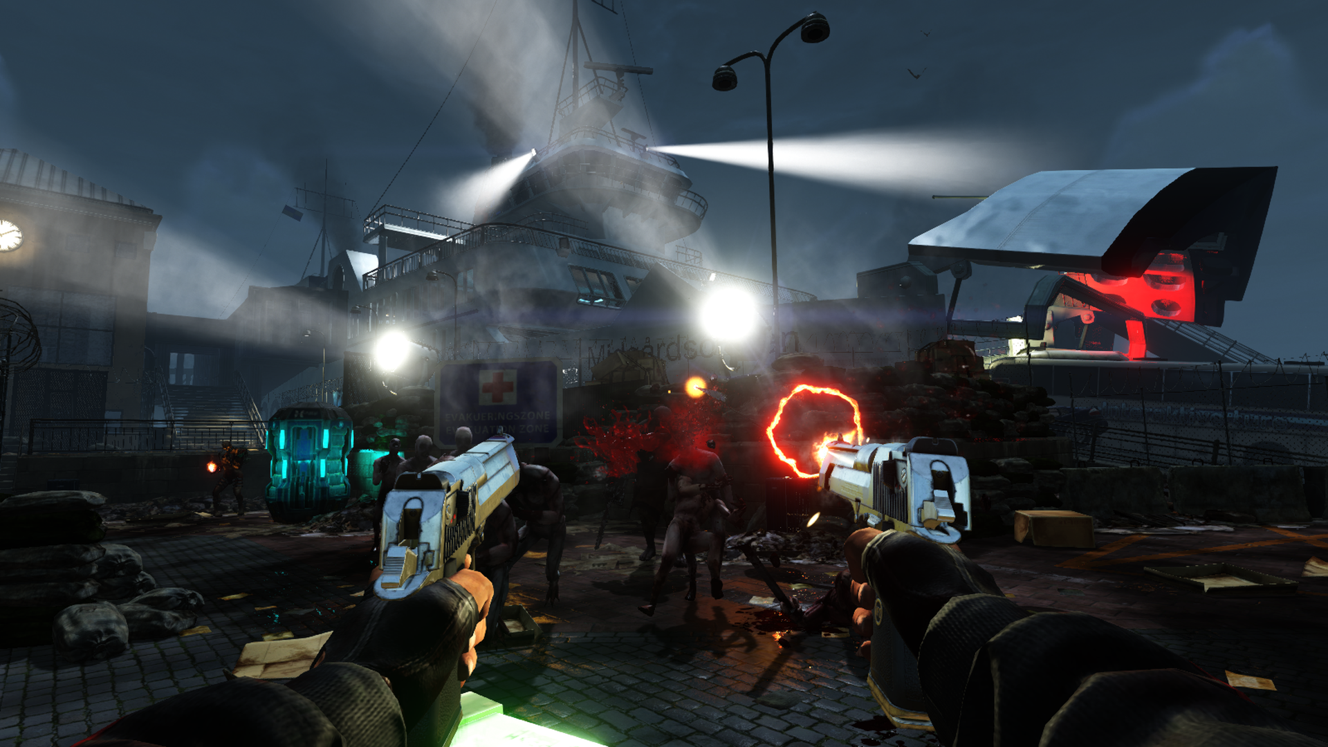 Sggaminginfo deep silver to publish killing floor 2 on ps4 for Killing floor xbox one