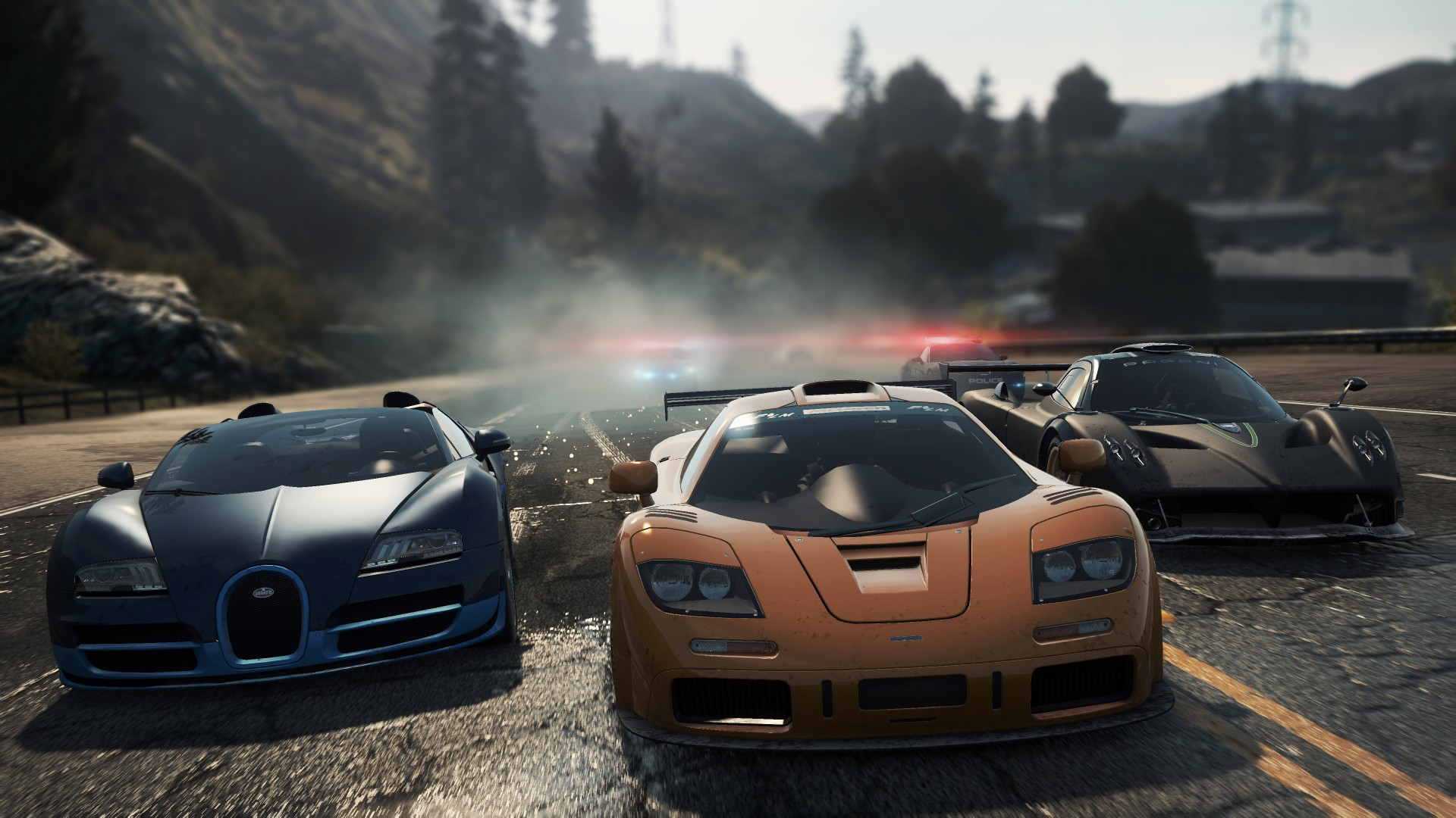 SGGAMINGINFO » Feel the speed with NFS: Most Wanted ...