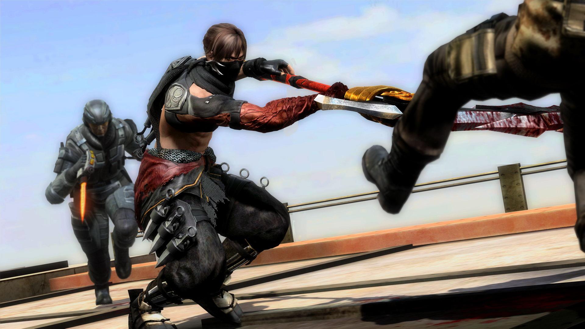 Sggaminginfo Ninja Gaiden 3 Razor S Edge Coming To Xbox 360 And Playstation 3