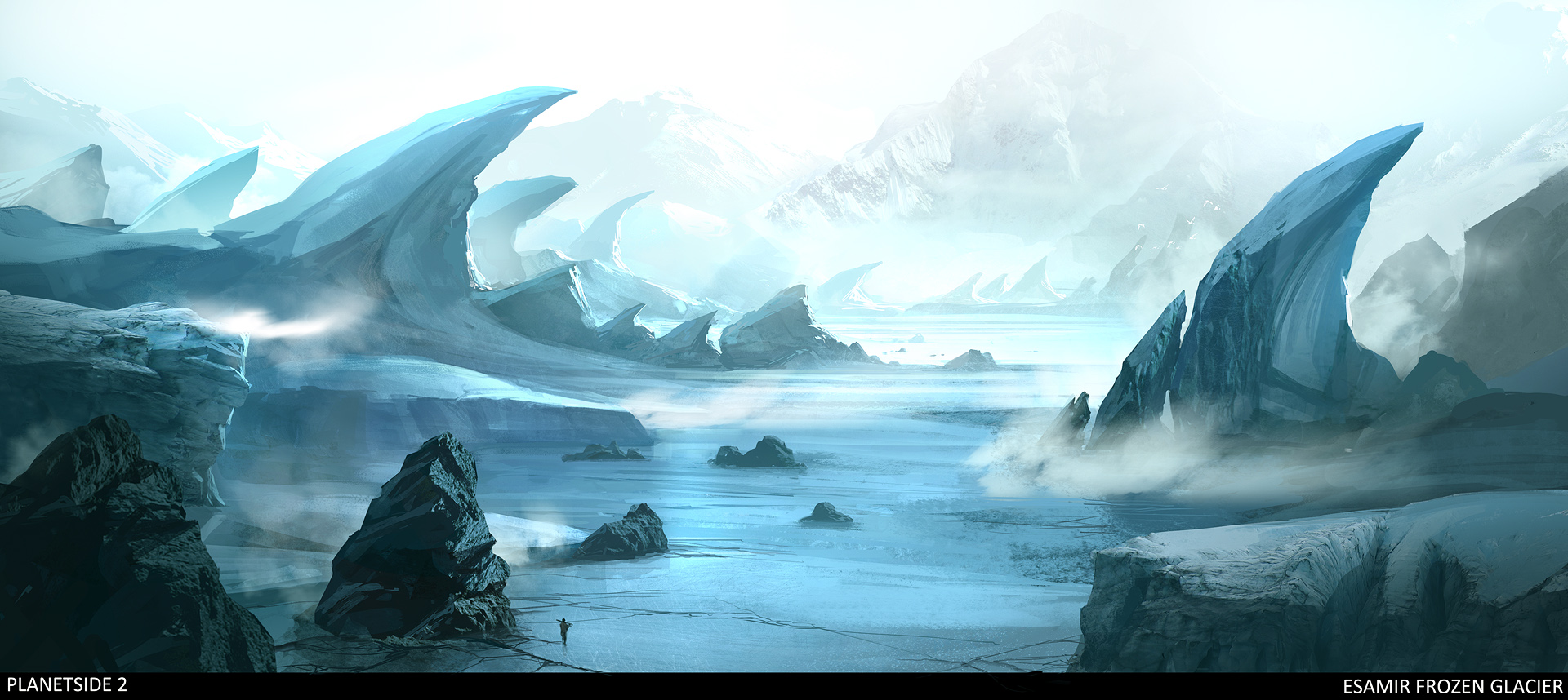 SGGAMINGINFO » Check out the icy continent of Esamir
