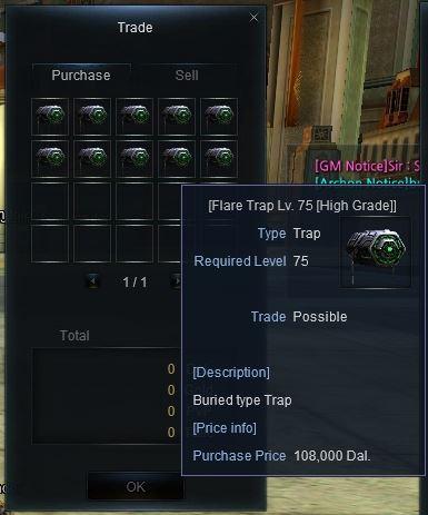 Trap-Vendor