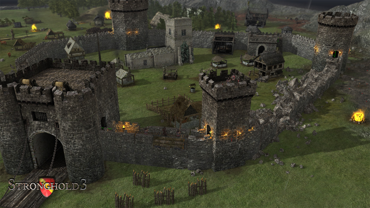 Stronghold Crusader for Mac OSX - PaulTheTall PaulTheTall