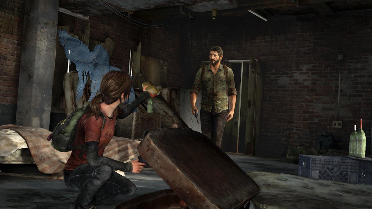 Sony Screenshots 20048ellie Finds Ammo