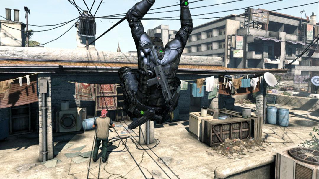 SGGAMINGINFO » Splinter Cell: Blacklist review