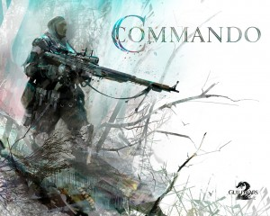 Guild Wars 2 commando