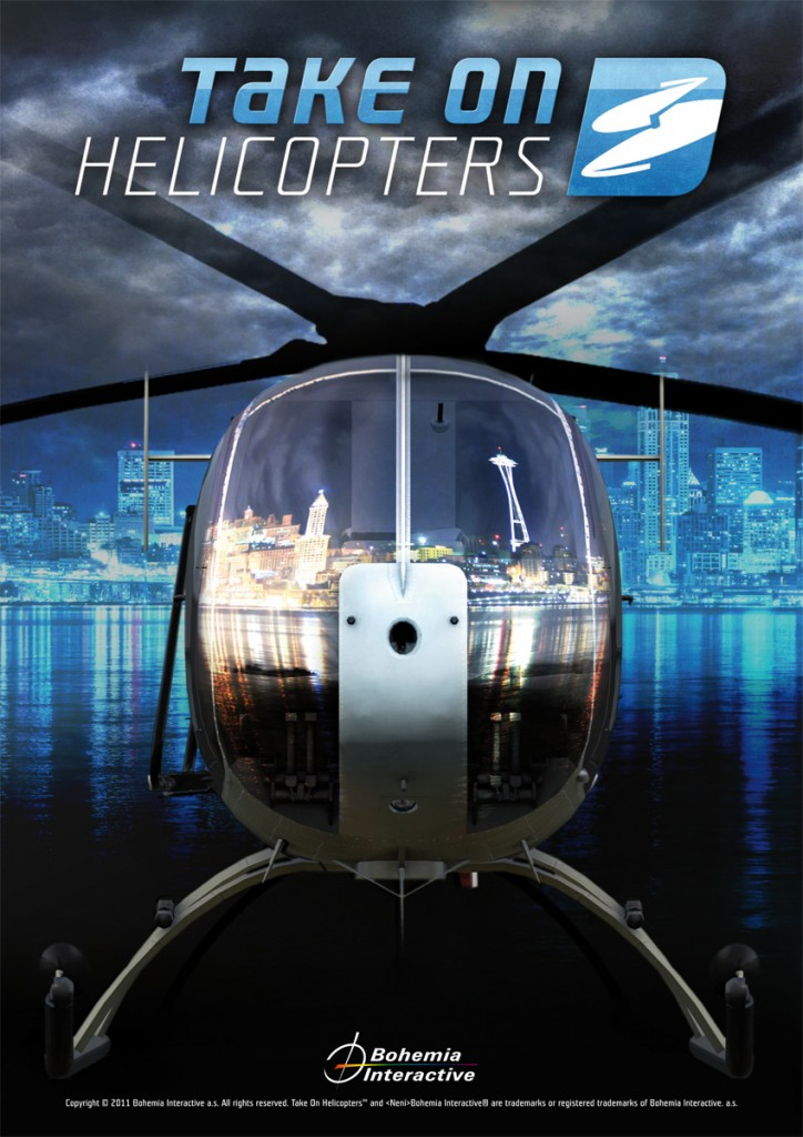 Take On Helicopters artwork
