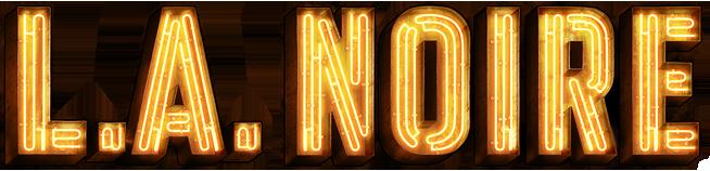 LA Noire logo