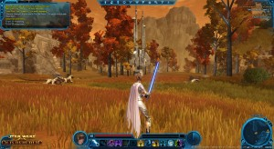 Star Wars The Old Republic User Interface