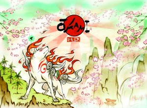 okami hd Key Art