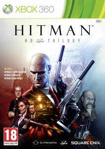 HitmanHD Trilogy box