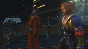 final fantasy x and x-2 E3 2013 screens