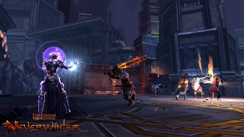 SGGAMINGINFO » Dungeons and Dragons Neverwinter review