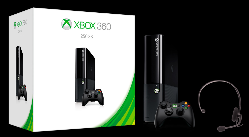 7215af675be Microsoft has today announced a new Xbox 360 design. The new design is  based off Microsoft s upcoming console ...