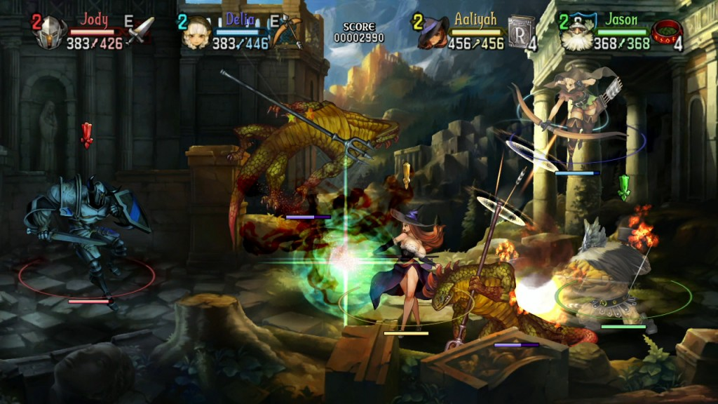 SGGAMINGINFO » NIS America to bring Dragon's Crown to Europe this
