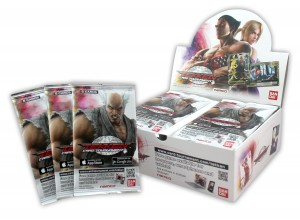 TEKKEN CARD TOURNAMENT PHYSICAL GAME CARDS_2-8