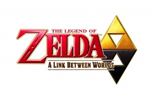 The Legend of Zelda A Link Between Worlds_logo