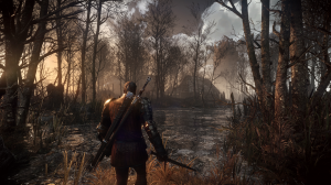 The_Witcher_3_Wild_Hunt_A_mysterious_village_in_the_swamps