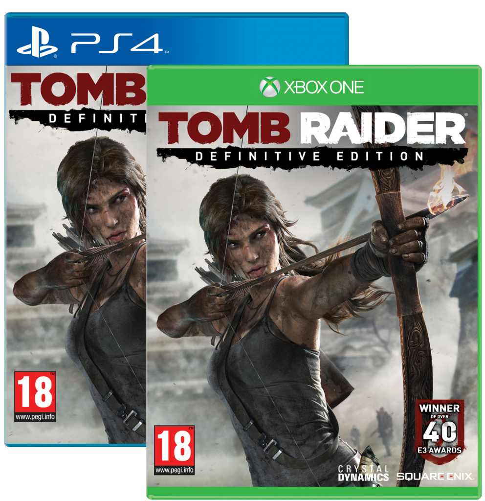 Image Result For Tomb Raider Definitive Editiona