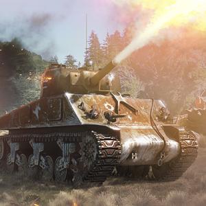 War Thunder-Ground Forces