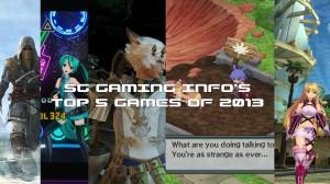 Sggaminginfo tales of xillia top 5 games of 2013 publicscrutiny Images