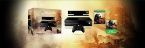 Xbox One Titanfall special edition bundle