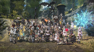 Final Fantasy XIV - 2 Million