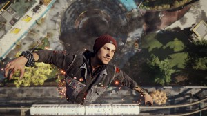 Infamous second son review shot