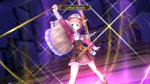 Atelier Rorona_New Battle2