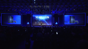 playstation 4- ten million