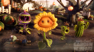 Plants vs. Zombies Garden Warfare1