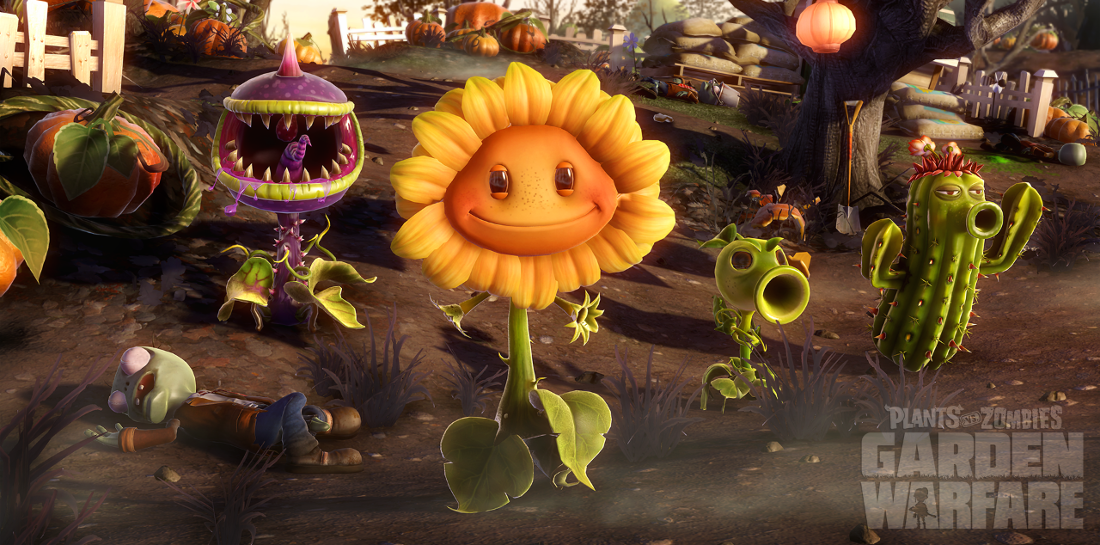 Plants vs. Zombies Garden Warfare_slider