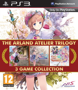 The Arland Atelier Trilogy