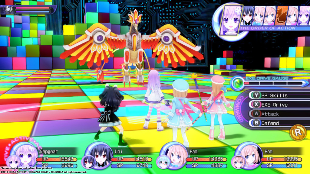 Hyperdimension Neptunia Re;Birth2_PC