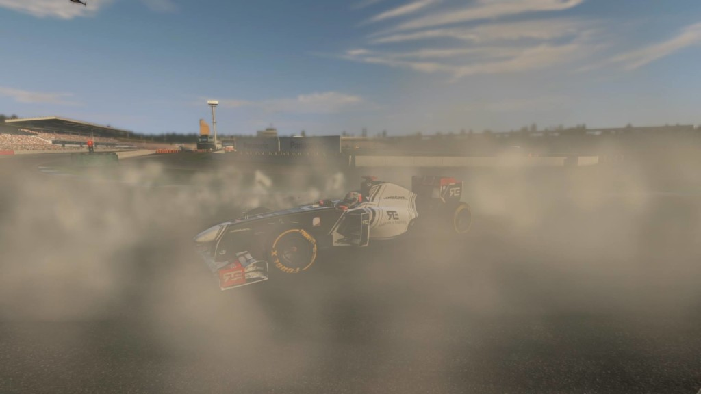Project Cars Photo mode in action.
