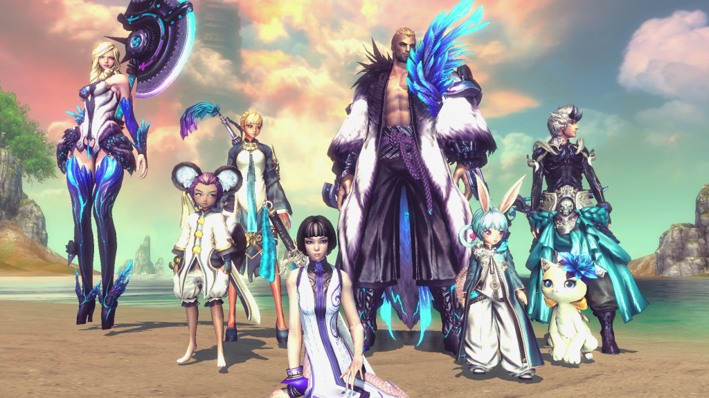 Blade and soul_1-7