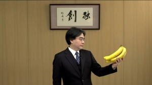 Satoru wata-and-the-Bananas