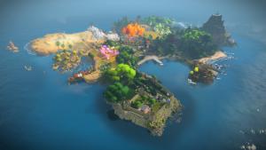 The Witness_ island screenhsot