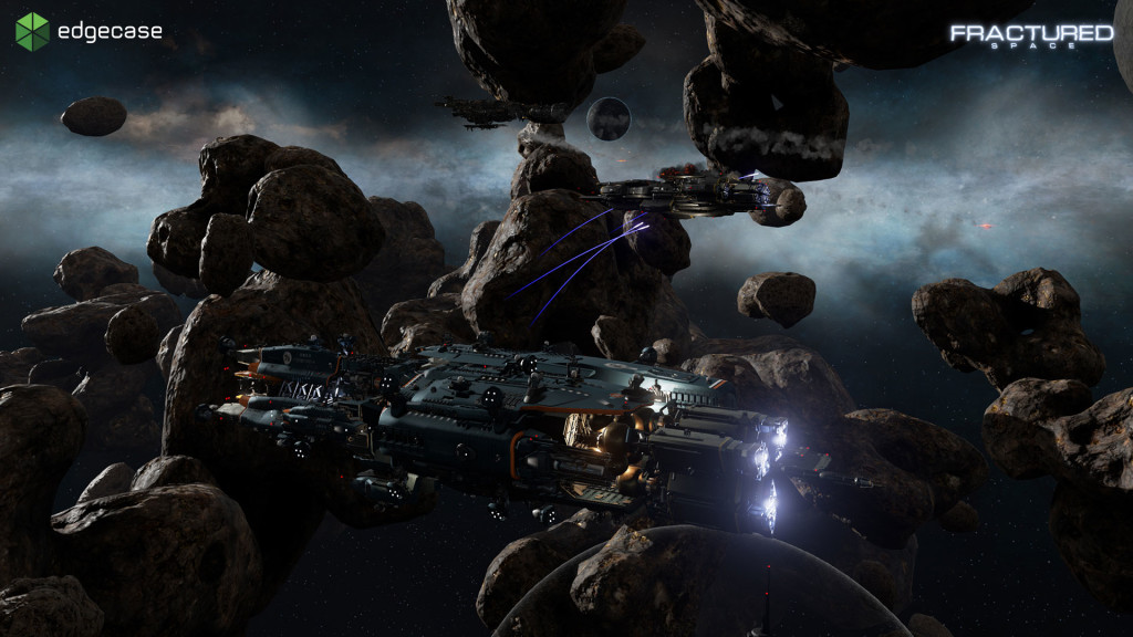 fractured space-review
