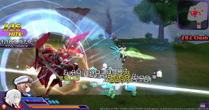 Neptunia U review shots (1)