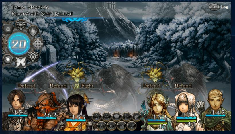Stranger-Sword-City English Screenshot (1)